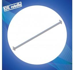 บาร์เหลี่ยมชุบโครเมี่ยมแขนเชื่อมติด (บาร์เล็ก)