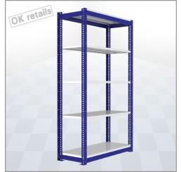 ชั้นสต๊อก (Micro Rack) รุ่น EAGLE Extra