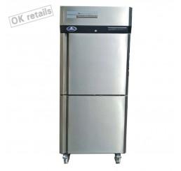 ตู้แช่เย็นสแตนเลสแบบยืน 2 ประตู (ชิลเลอร์)