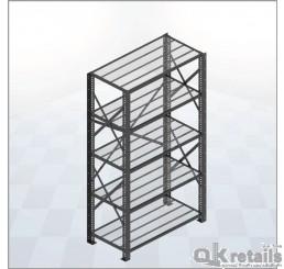 ชั้นสต๊อก (Micro Rack) รุ่น ลอฟท์ (Loft)