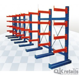 Cantilever Racking / Long Profile Rack (Side Load)